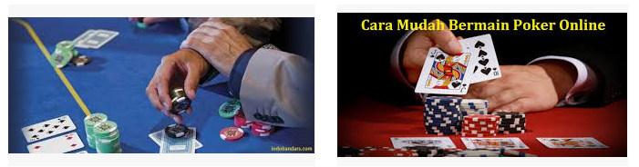 tips dan cara bermain judi poker online