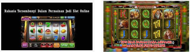 Rahasia judi mesin slot online maxbet