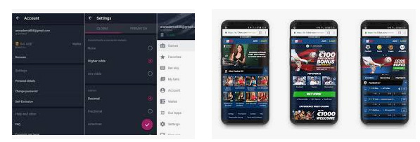 SportsBolok via Mobile