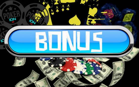 bonus judi online poker