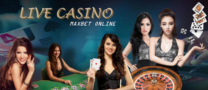 judi live casino online maxbet